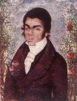 António Feliciano de Castilho com 26 anos