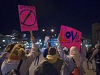 Anti-Trump protest St. Paul, Minnesota.jpg