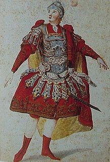 Anton Raaff German opera tenor