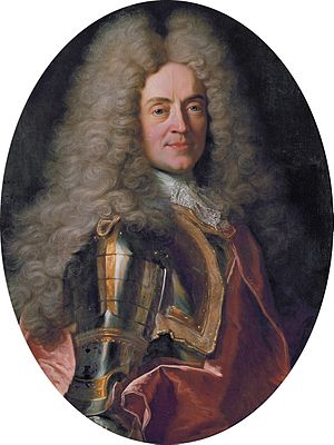 Anthony Ulrich, Duke of Brunswick-Wolfenbüttel - Duke Anthony Ulrich, portrait by Hyacinthe Rigaud