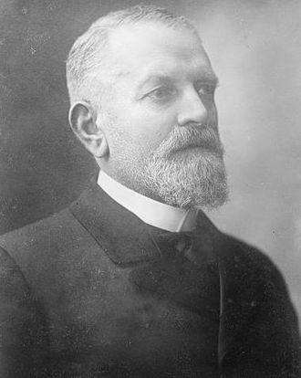 Antonin Dubost -  Antonin Dubost in 1910.