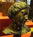 Antonio lombardo (da), testa femminile ideale, padova 1500-1510 ca. 2.JPG