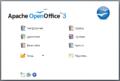 Apache OpenOffice 3.4 Start Center.png