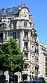 Apartment building, 95 boulevard Raspail, Paris May 2014.jpg
