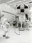 Apollo 13 Astronauts Practice Moonwalk at KSC - GPN-2002-000053.jpg