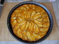 Jewish Apple Walnut Cake