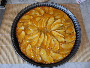 Apple cake - Apple cake