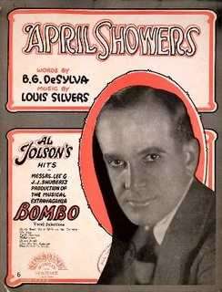 April Showers (song) song performed by Judy Garland