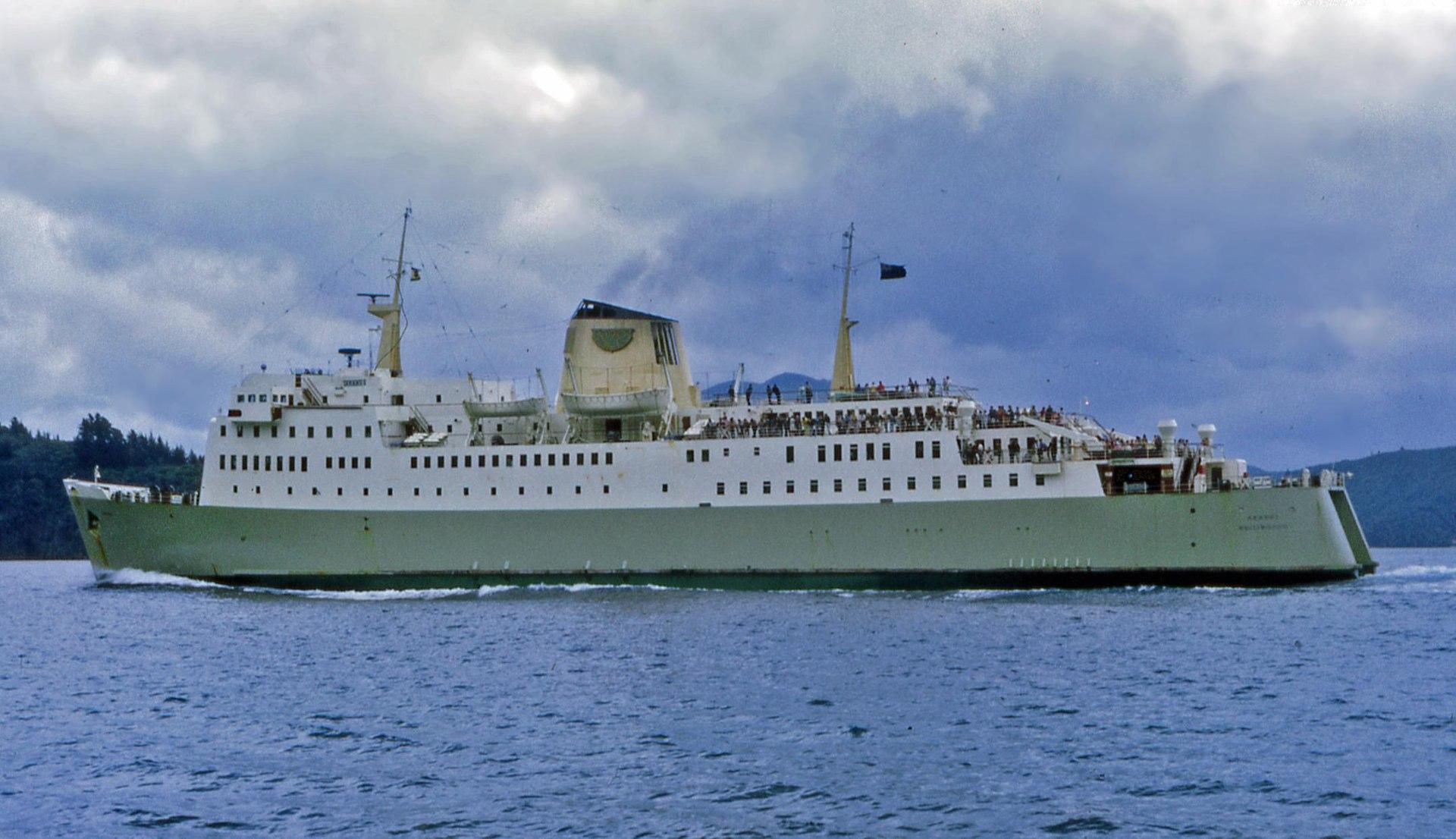 Inter Island Shipping Job