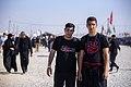 Arba'een Pilgrimage In Mehran, Iran تصاویر با کیفیت از پیاده روی اربعین حسینی در مرز مهران- عکاس، مصطفی معراجی - عکس های خبری اربعین 98.jpg