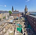 Archäologische Zone Köln - Überblick Juni 2014-1477-78.jpg