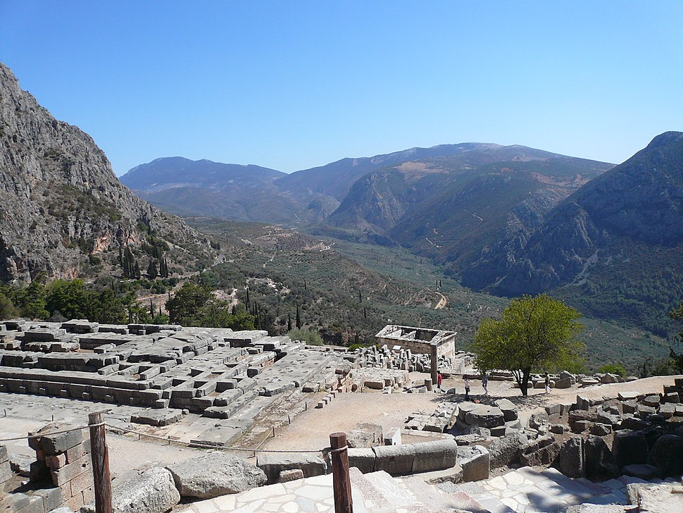 Archaeological Site of Delphi-111176