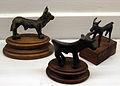 Archeologico, bronzetti etruschi, animali 06 bovini.JPG