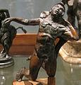 Archeologico di firenze, bronzetto etrusco 17 eracle.JPG