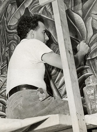 Luis Arenal Bastar - Luis Arenal, 1936