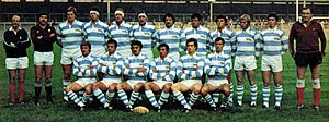 1978 Argentina rugby union tour of Britain, Ireland and ...