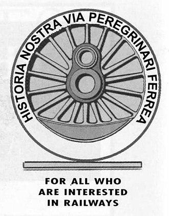 Australian Railway Historical Society - Image: Arhs wheel