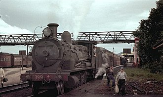 New South Wales D53 class locomotive - Image: Arhs 5395 thirroul