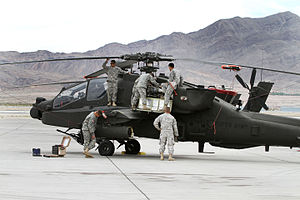Arizona Army National Guard - Arizona Army National Guard Apache Crew