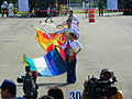 Army Academy R.O.C. Marching Band Performing in Chengkungling Ground 20131012e.jpg
