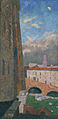 Around the Campidoglio by Fujishima Takeji (Osaka City Museum of Modern Art)2.jpg