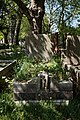 Art Deco grave City of London Cemetery Carleton 1935 darker warmer.jpg