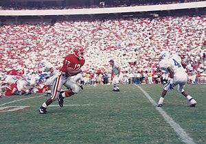 Arthur Marshall (American football) - Image: Arthur Marshall photo