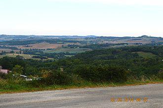 Artix, Ariège - General View of Artix