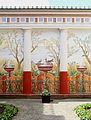 Aschaffenburg - Pompejanum 05 Garten.JPG