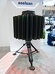 Aselsan counter-battery radar, Kyiv 2018, 07.jpg
