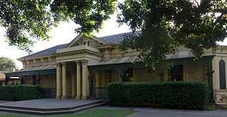 Ashford, South Australia - Ashford House, now part of the Ashford Special School