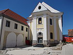 Assumption of Mary Church, Maribor (minorite church) 06.JPG