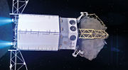 Asteroid Redirect Mission-Option B