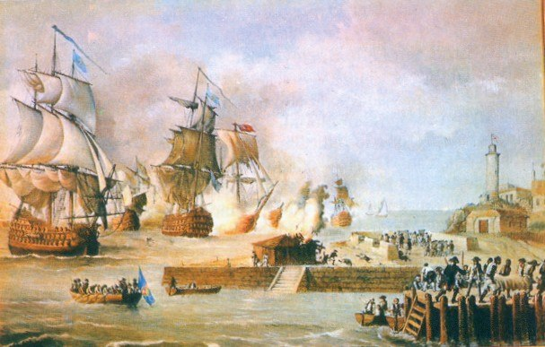 Ataque Cartagena de Indias
