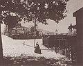 Atget, Eugène - Befestigungsanlagen, Porte du Pré Saint-Gervais (Zeno Fotografie).jpg