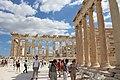 Athens Acropolis Erechtheion & Parthenon (27827378643).jpg