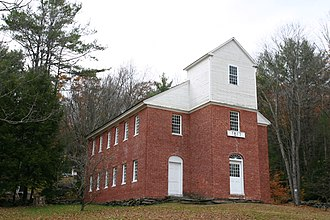 Athens, Vermont - Athens meeting house