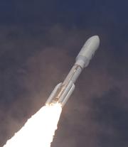 Atlas V 541 into the flight