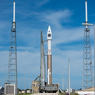Magnetospheric Multiscale Mission - Atlas V launch vehicle