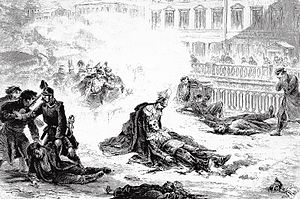 Narodnaya Volya - The assassination of Alexander II of Russia, 1881