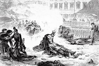 assassination of Alexander II of Russia