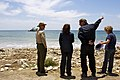 Attorney General Kamala Harris tours oil spill clean up efforts 07.jpg