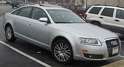 2005-2008 Audi A6 3.2 sedan (US)