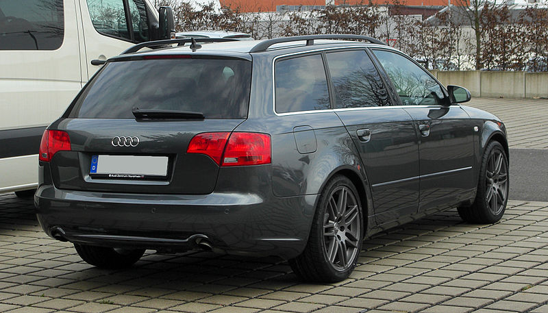 Audi rs4 2008 bhp