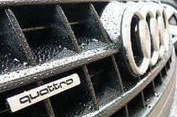 Quattro (four-wheel-drive system) - Wikipedia