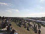 Audiences at the 22nd FAI World Hot Air Balloon Championship.jpg