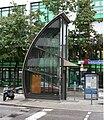Aufzug Albert Rosshaupter Strasse Munich zur U Bahn.JPG