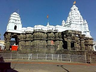 Hingoli district District of Maharashtra in India