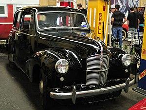 Austin A40 Devon - Austin A40 Devon saloon