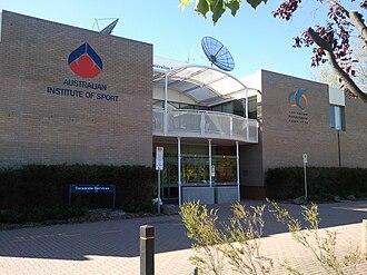 Australian Institute of Sport - AIS Corporate Services (Building 17)